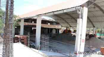 Piura: reconstrucción de colegio en Paita beneficiará a más de 300 estudiantes - LaRepública.pe