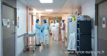 Soutien à la grève des agents du Centre hospitalier de Rouffach   Force Ouvrière - Force Ouvrière