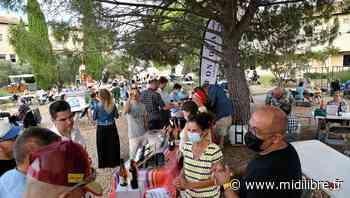 Tournée de l'été Midi Libre à Lattes : vin sur vin au mas de Saporta ! - Midi Libre