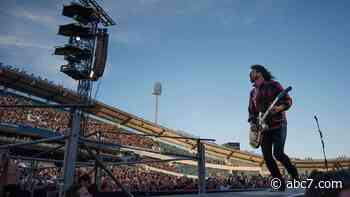 Foo Fighters postpone concert at the Forum in Inglewood after confirmed COVID case - KABC-TV