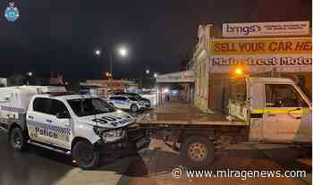 Kalgoorlie arrest - Mirage News
