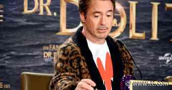 US-Schauspieler Robert Downey Jr. trauert um verstorbenen Vater - Tiroler Tageszeitung Online