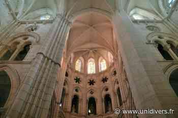 Visite Eglise Saint-Sulpice de Chars CHARS 95750 samedi 18 septembre 2021 - Unidivers