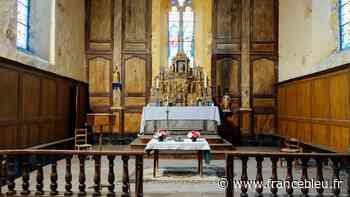 Deux frères creusois au chevet de l'église de Saint-Sulpice-le-Guérétois - France Bleu