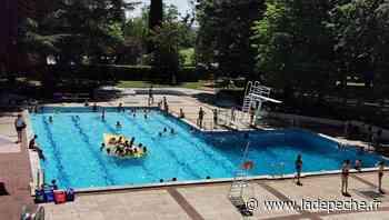 Saint-Sulpice : nouveaux horaires d'été pour la piscine municipale - ladepeche.fr