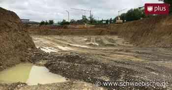 Riedlingen: Bauarbeiten für das Ärztehaus haben begonnen - Schwäbische