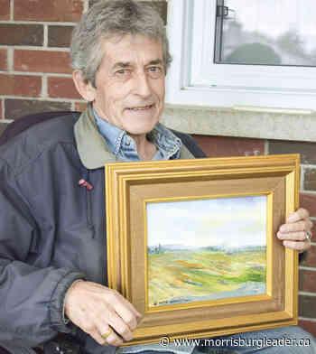 Gene Ward, artist uninterrupted – Morrisburg Leader - The Morrisburg Leader