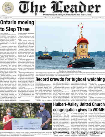 Editorial – Public use is for everyone – Morrisburg Leader - The Morrisburg Leader