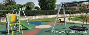 Usmate Velate: pronta la nuova area giochi inclusiva al Parco Borgia - Il Cittadino di Monza e Brianza