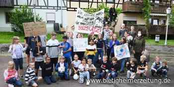 Sachsenheim: Ein Bolzplatz für Ochsenbach - Sachsenheim - Bietigheimer Zeitung