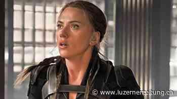Scarlett Johansson als Black Widow: Superhelden sind weiblich - Luzerner Zeitung