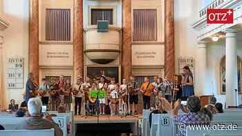 Tolles Konzert der Musikschüler aus Zeulenroda - Ostthüringer Zeitung