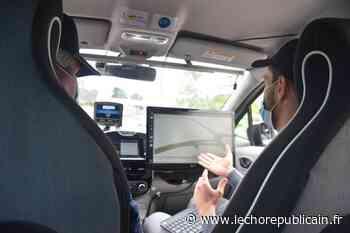 Rambouillet Territoires : le projet de voiture autonome continue sa progression - Echo Républicain