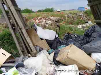 Des appareils photo contre les dépôts sauvages dans le Sud-Yvelines - Echo Républicain