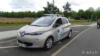 Yvelines. Rambouillet : un territoire au cœur de l'expérimentation de la voiture autonome - actu.fr