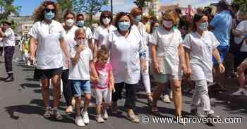 Aubagne : le personnel soignant à l'honneur lors du défilé - La Provence