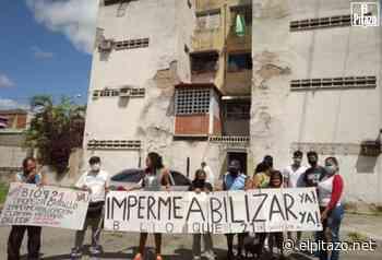 Guarenas | Vecinos de urbanización Oropeza piden una impermeabilización en techo del bloque 21 - El Pitazo