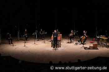 """Podium-Festival Esslingen - Eröffnung mit """"Baroque Immersions"""" - Stuttgarter Zeitung"""