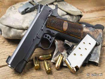 Vitry-sur-Seine. Il découvre des armes de poings, des fusils et 100 000 € chez son frère décédé - actu.fr