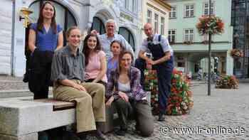 Theater in Senftenberg: Warum ein Zug Kohlenstaub nach Senftenberg bringt - Lausitzer Rundschau