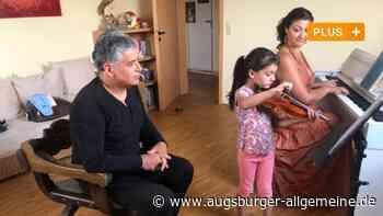 Im Kissinger Musik- und Kulturatelier trifft der Orient auf Europa - Augsburger Allgemeine