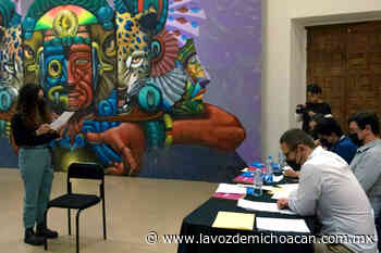 Las mejores voces le dan vida al coro de la Secum; afinan todo para reabrir el telón - La Voz de Michoacán