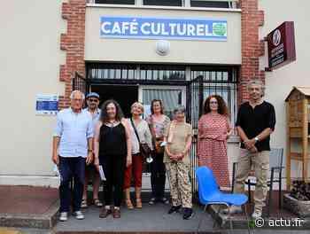 Près de Coulommiers. Le café culturel, incontournable lieu de découvertes à Mouroux - actu.fr