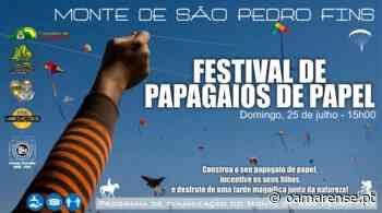 AMARES - Festival de Papagaios de Papel no Monte São Pedro Fins a 25 de Julho - OAmarense