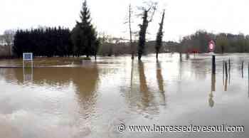 Inondation : plusieurs routes coupées à circulation - La Presse de Vesoul