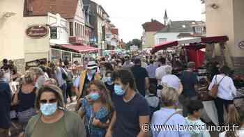 De Sainte-Cécile à Berck, le masque est de nouveau obligatoire dans certains secteurs - La Voix du Nord