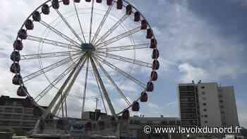 À Berck, une vue imprenable sur la plage et la ville depuis la grande roue - La Voix du Nord