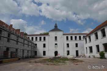 A Machecoul, 48 logements pour vivre dans un ancien hôpital réhabilité - actu.fr