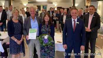 Höchste Auszeichnung in Westerstede: Klaus Groß zum Ehrenbürgermeister ernannt - Nordwest-Zeitung