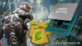 Prozessor für über 9.000 Euro: Wie spielt es sich mit 64 Kernen? - GameStar