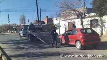 Cutral Co: encuentran un auto robado en Plottier y un motor - LM Neuquén