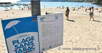 Paimpol - À Plouézec, la cigarette interdite sur les plages - Le Télégramme