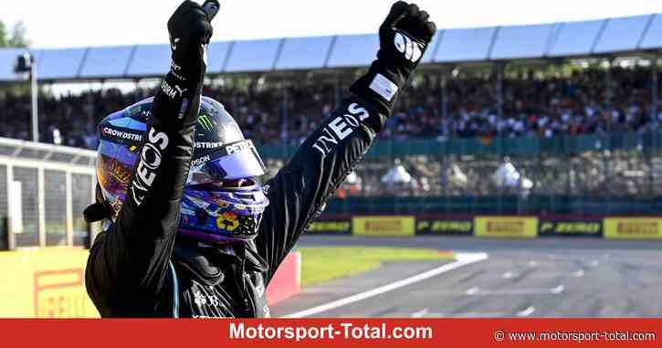Lewis Hamilton: Am Freitagvormittag noch im Simulator! - Motorsport-Total.com