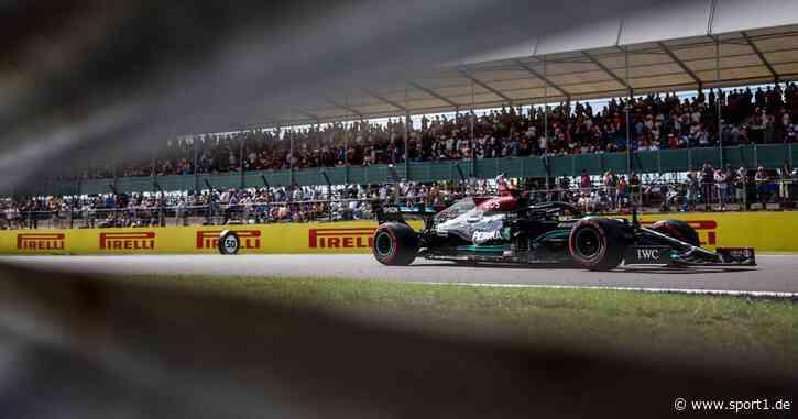 Formel 1, Silverstone: Hamilton holt Pole vor Verstappen - Vettel Zehnter - SPORT1