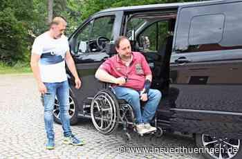 Rollstuhlfahrer - Mehr Unabhängigkeit trotz Rollstuhl - inSüdthüringen
