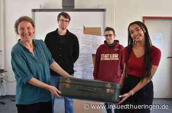 Auf Spurensuche - Drei Schulen – ein Projekt - inSüdthüringen