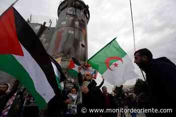 """El Presidente de Argelia ha definido Palestina como """"la quibla política y religiosa para los argelinos y árabes"""" - Monitor De Oriente"""