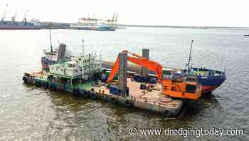 Ust-Luga dredging kicks off - Dredging Today