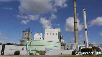 La centrale thermique de Gardanne annonce le redémarrage de son unité biomasse - Marsactu
