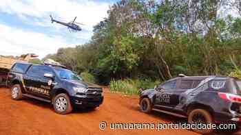 Operação destrói 15 portos clandestinos na região entre Guaíra e Santa Helena - ® Portal da Cidade   Umuarama