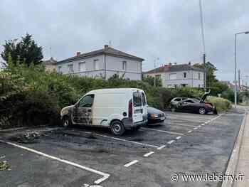 Cinq voitures incendiées dans la périphérie de Bourges - Le Berry Républicain