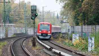 Zwischen Hamburg und Elmshorn: Bürgerinitiative Starke Schiene: Drittes und viertes Gleis müssen Priorität haben | shz.de - shz.de