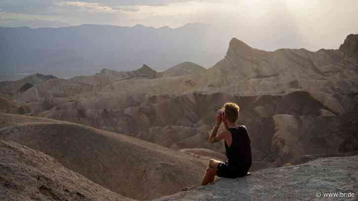 Über 53 Grad im Death Valley: Weiter extreme Hitze in den USA - BR24