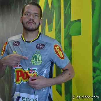 Mirassol contrata o goleiro Edson Mardden, sexto reforço anunciado nesta semana - globoesporte.com
