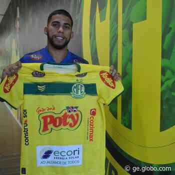 Mirassol anuncia retorno do atacante Luiz Fernando - globoesporte.com