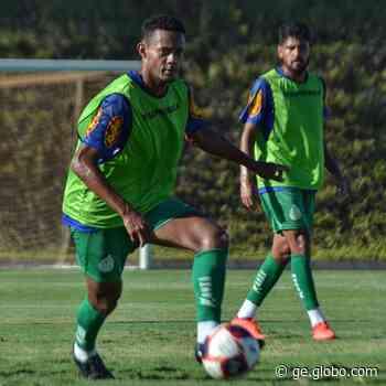 CSA acerta com lateral-esquerdo Ernandes, ex-Goiás e Mirassol - globoesporte.com